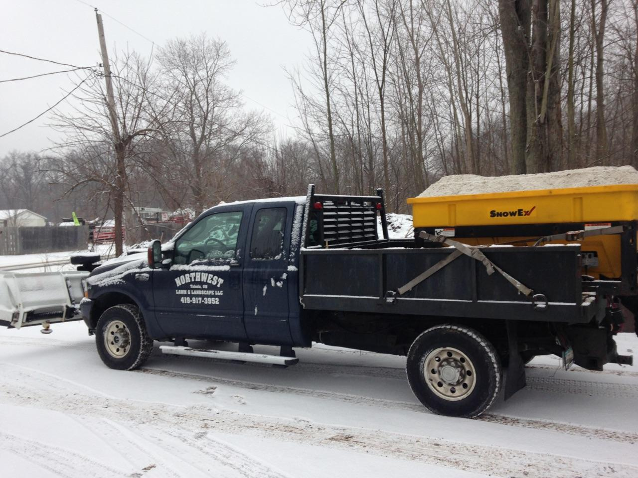 Residential Snow Removal & Plowing